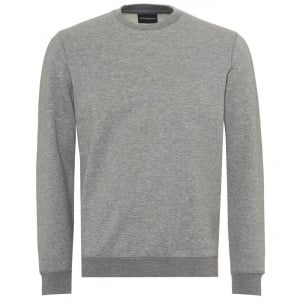 Emporio Armani Core Sweatshirt in Grey