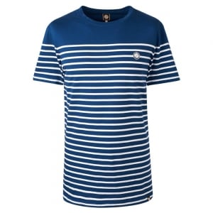 Bretton T-Shirt in Navy