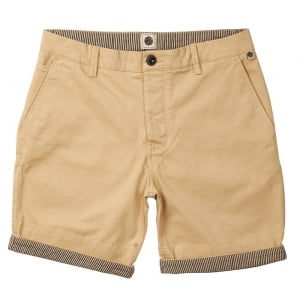 Cotton City Shorts in Beige