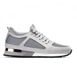 Diver Trainers in Grey
