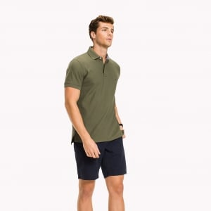 Tommy Hilfiger Polo Shirt in Green