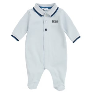 1-9 Months Pyjamas in Blue
