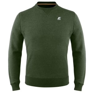 K-way Augustine Sweatshirt in Green