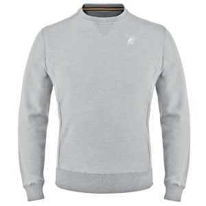 K-way Augustine Sweatshirt in Grey