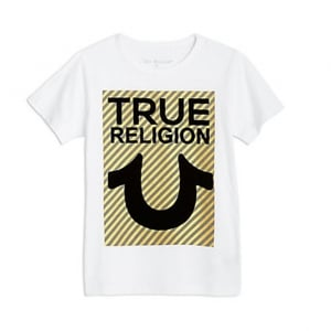 True Kids TR Mod Tee in White