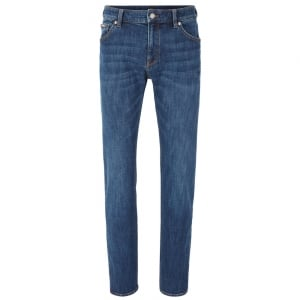 "Maine3 34"" Long Leg Jeans in Navy"