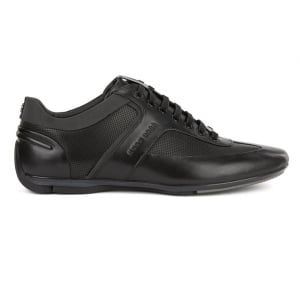 Sporty_Lowp Trainers in Black