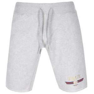 True Religion Sweat Shorts in Grey