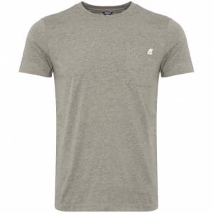 K-way Elias T-Shirt in Grey