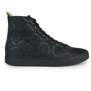 Vivienne Westwood High Top Trainers in Black
