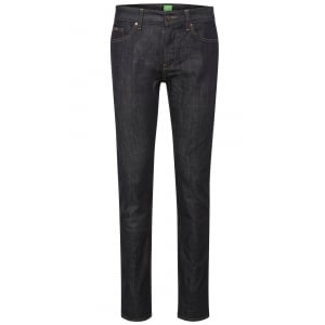 "C-Delaware1 30"" Short Leg Jeans in Navy"