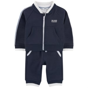 1-18 Months Baby Tracksuit in Navy