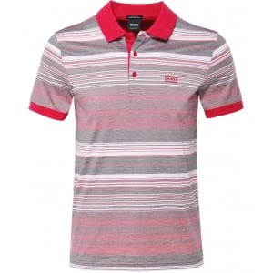 Paddy 3 Polo Shirt in Pink