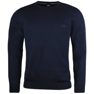 Pacas-L Knitwear in Navy