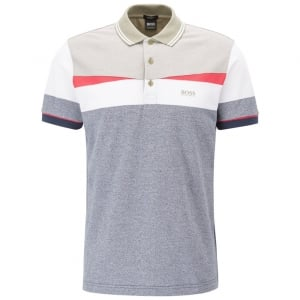 Paddy 6 Polo Shirt in Navy
