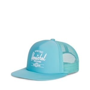 Whaler Youth Cap in Turquoise