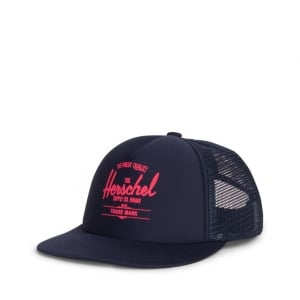 Whaler Youth Cap in Navy