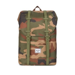 Retreat Youth Backpack in Camo