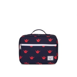 Pop Quiz Lunch Box in Navy