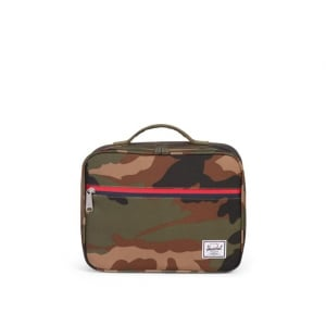 Pop Quiz Lunch Box in Camo