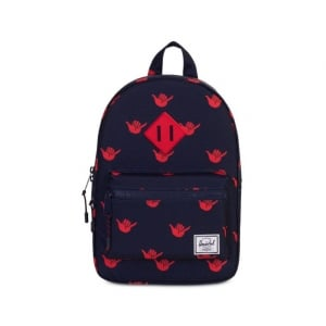 Heritage Kids Backpack in Navy