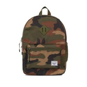 Heritage Youth Backpack in Camo