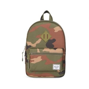 Heritage Kids Backpack in Camo