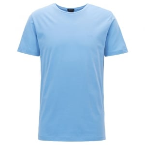 Lecco 80 T-Shirt in Open Blue