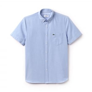 Lacoste Pocket Shirt in Blue