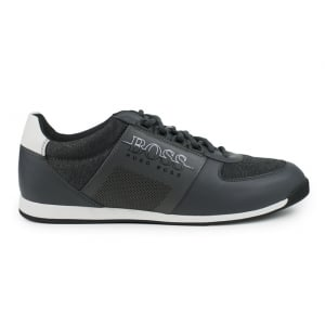 Maze_Lowp Trainers in Medium Grey