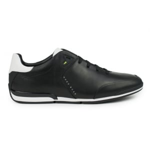 Saturn_Lowp Trainers in Black