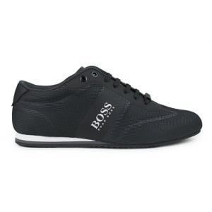 Lighter_Lowp Trainers in Black
