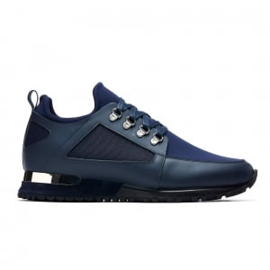 Hiker Trainers in Navy