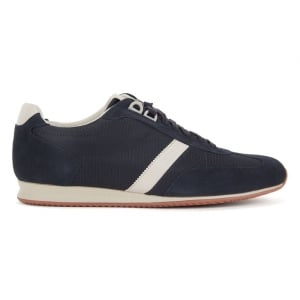 Orland_Lowp Trainers in Dark Blue
