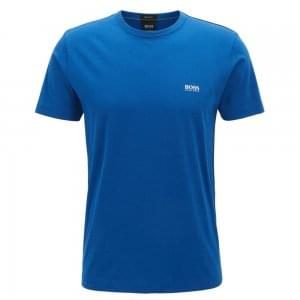 Boss Athleisure Tee in Blue