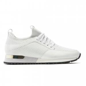 Mallet Archway Trainers in White