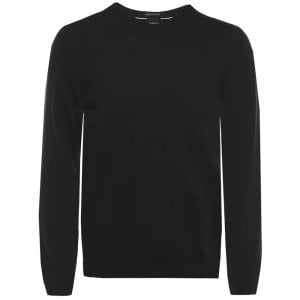 Boss Business Pacas-L Knitwear in Black