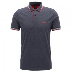 Paul Polo Shirt in Navy