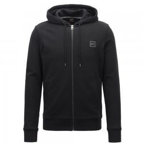 Boss Casual Znacks Sweatshirt in Black
