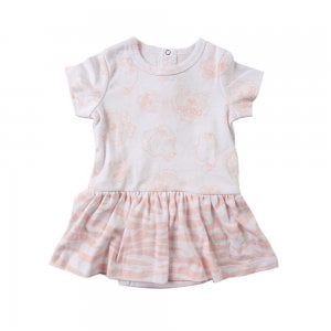 Kenzo Baby 6 Months - 1 Year Dialla Dress Gift Set in Pink