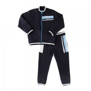 Armani Junior 4-10 Years AJ Tracksuit in Blue