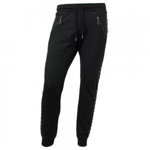 Love Moschino Stud Jogging Bottoms in Black