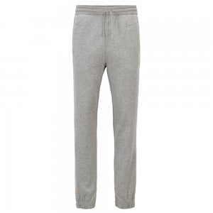 Boss Athleisure Hadiko Tracksuit Bottoms in Grey