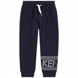 8-12 Years Sweatpants in Navy