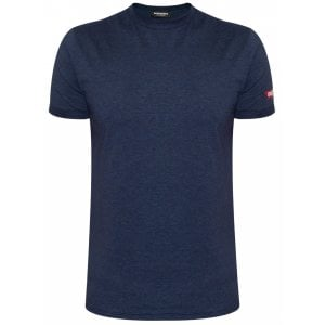 Dsquared2 Sleeve Logo T-Shirt in Navy
