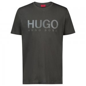 Hugo Dolive-U1 T-Shirt in Dark Green