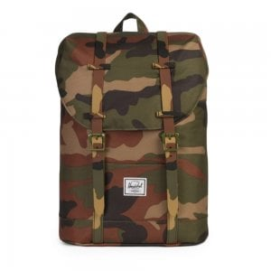 Retreat Backpack in Camo