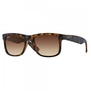 Ray-Ban Justin Sunglasses in Brown