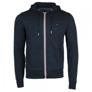 Tommy Hilfiger Core Zip Sweatshirt in Navy