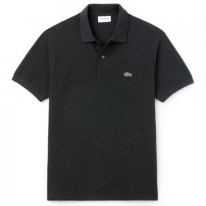 Lacoste Classic Polo Shirt in Dark Grey